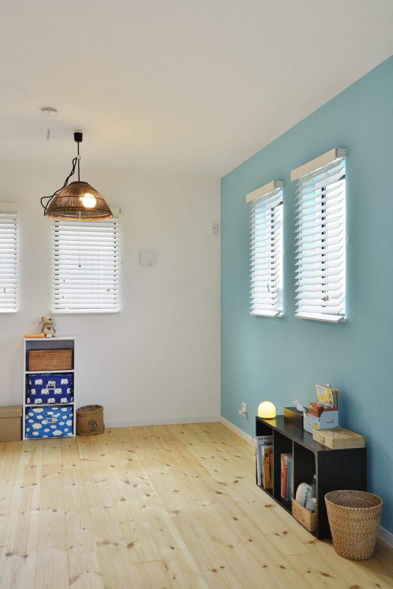 二世帯住宅の部屋