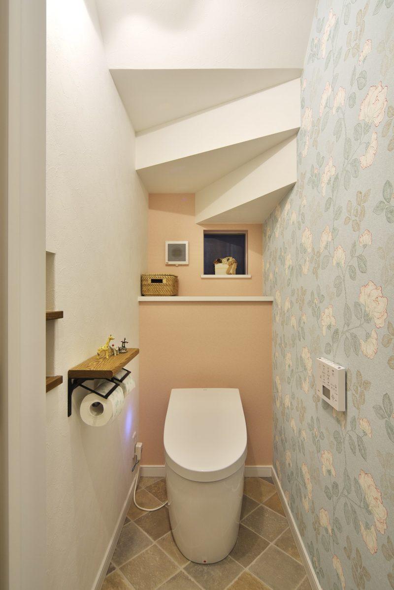 ホットし気分が盛り上がる住まいのトイレ